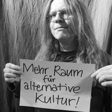 mehr Raum für alternative Kultur