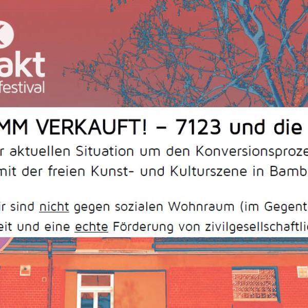 Dumm verkauft 7123