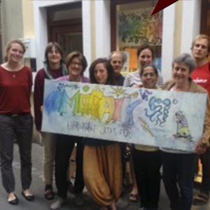 #KulturQuartierLagarde - Mosaik Umsonstladen